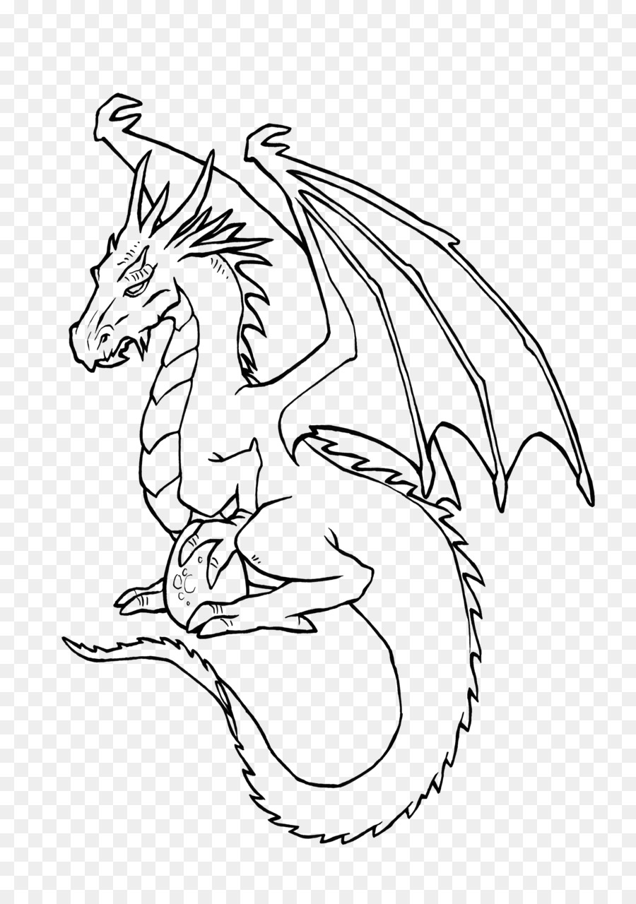 Ausmalbild Caballero del Dragón del Castillo para Colorear libro ...