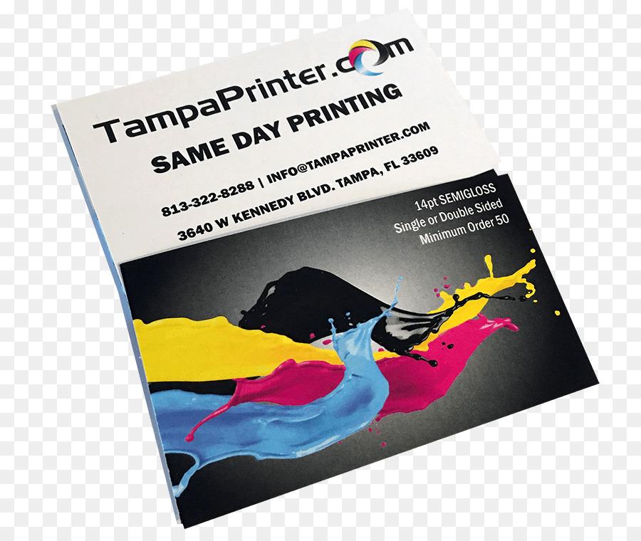 Tampa Drucker Visitenkarten Drucken Poster Flyer