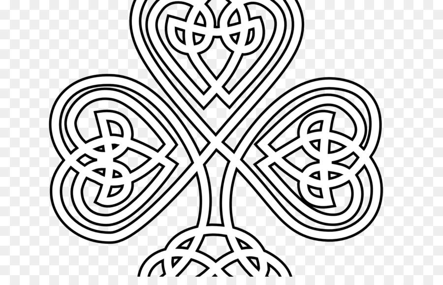 Nudo celta libro para Colorear del arte Céltico de la cruz Celta ...