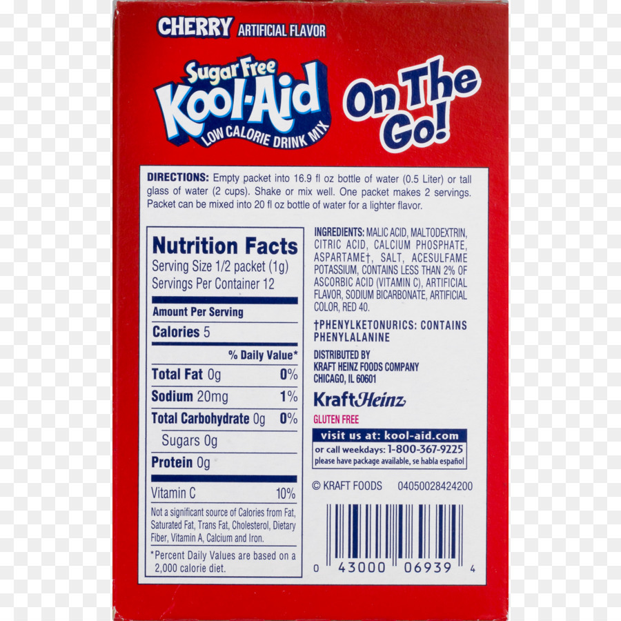 Kool Aid Drink Mix Fizzy Drinks Punch Ingredient Punch