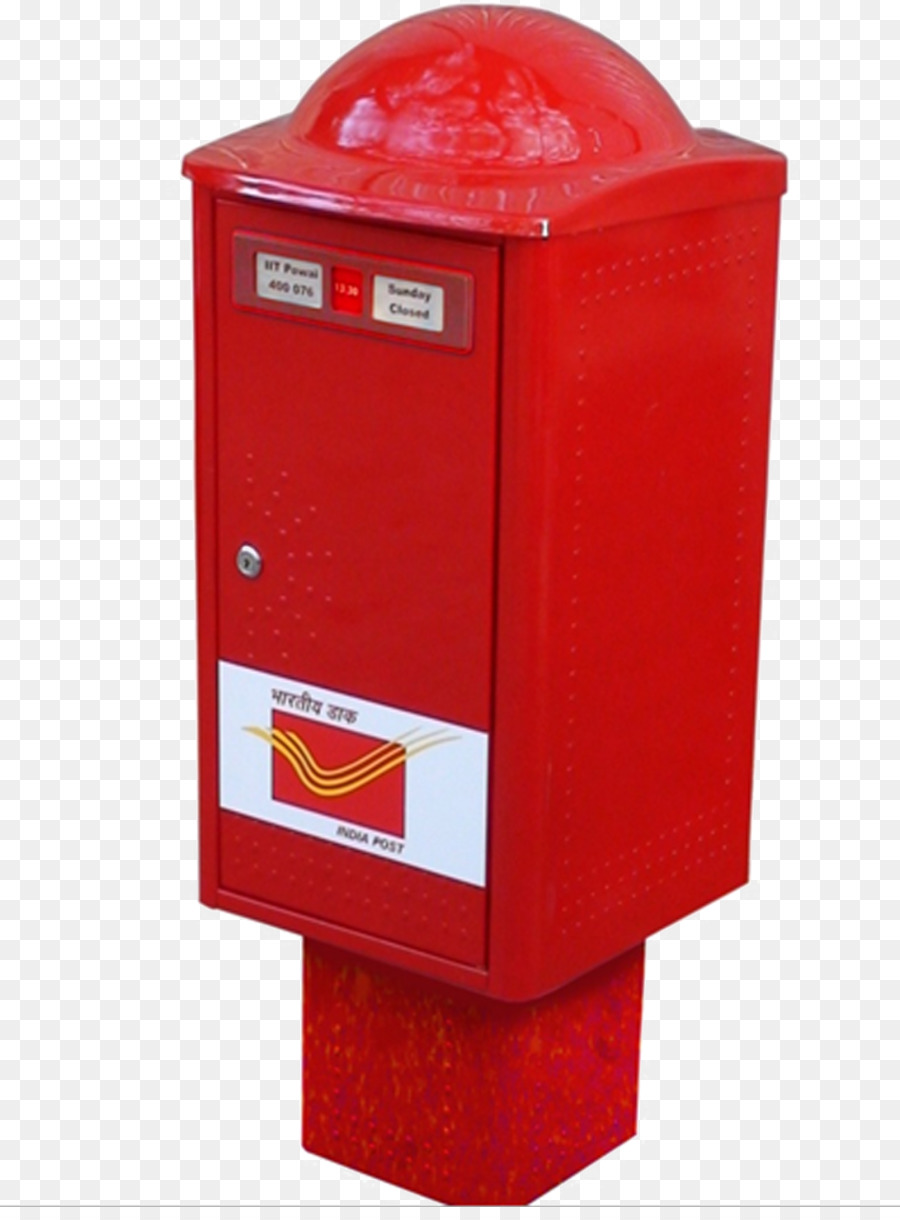 Post Box Letter Mail India Office Clical New Year S Modified Border