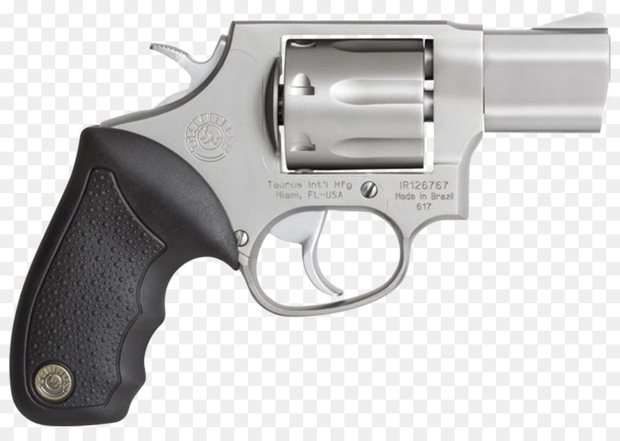 357 Magnum Taurus Modelo 605 Taurus Modelo 617 Revólver - tauro png ...