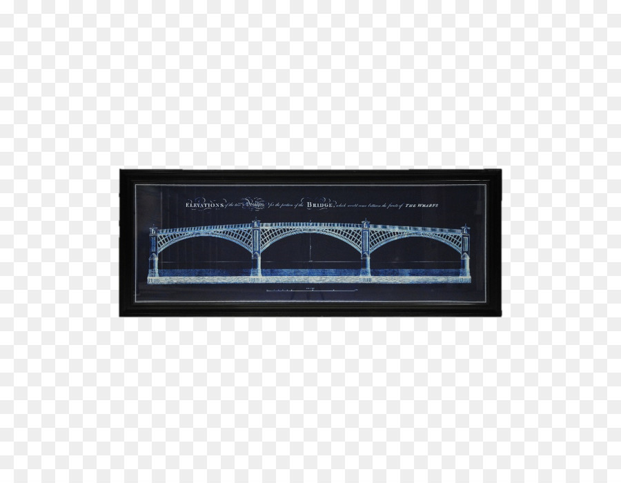 London Bridge Architecture Home Concept   Interior Shop Art Painting    Others