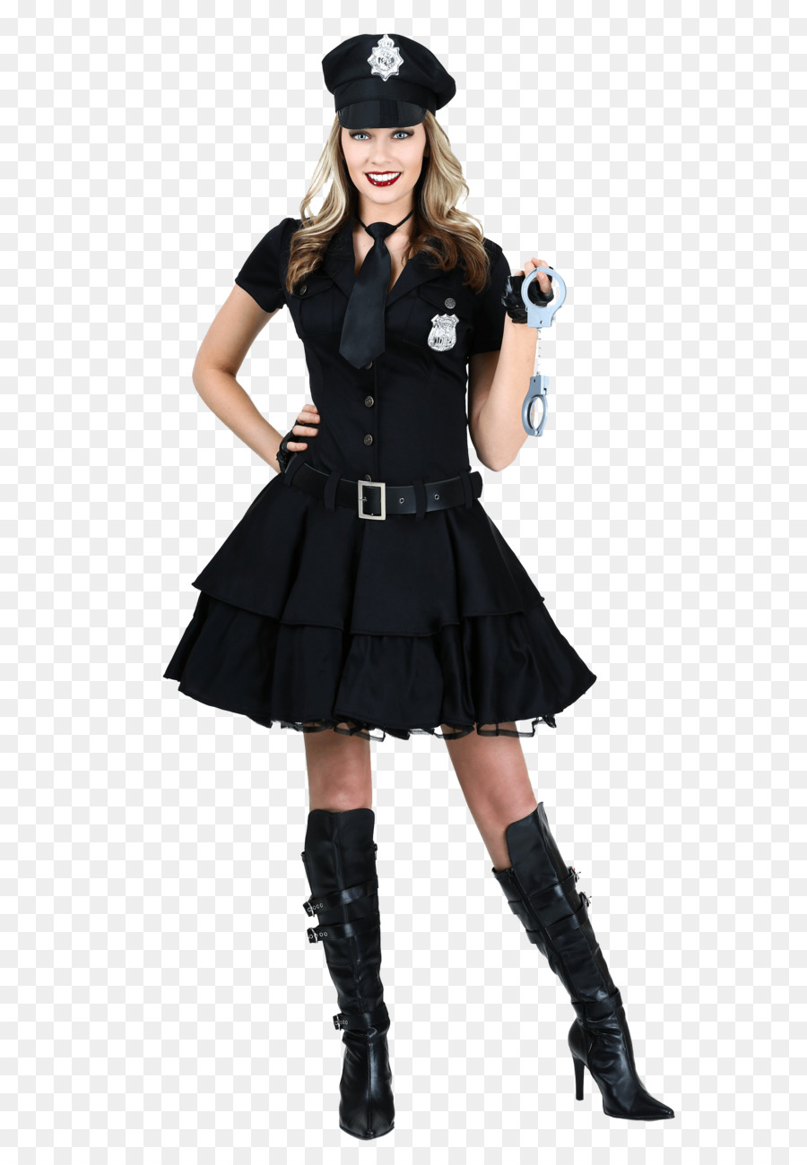 Police officer Halloween costume Woman - costumes & Police officer Halloween costume Woman - costumes png download ...