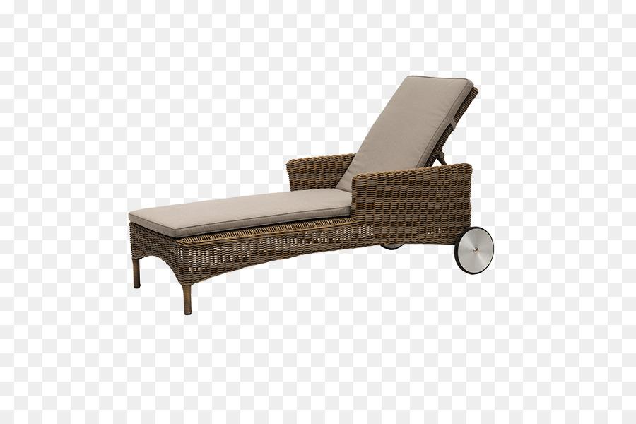 Tabla Daybed Dickson Avenue Chaise longue muebles de Jardín - ratán ...