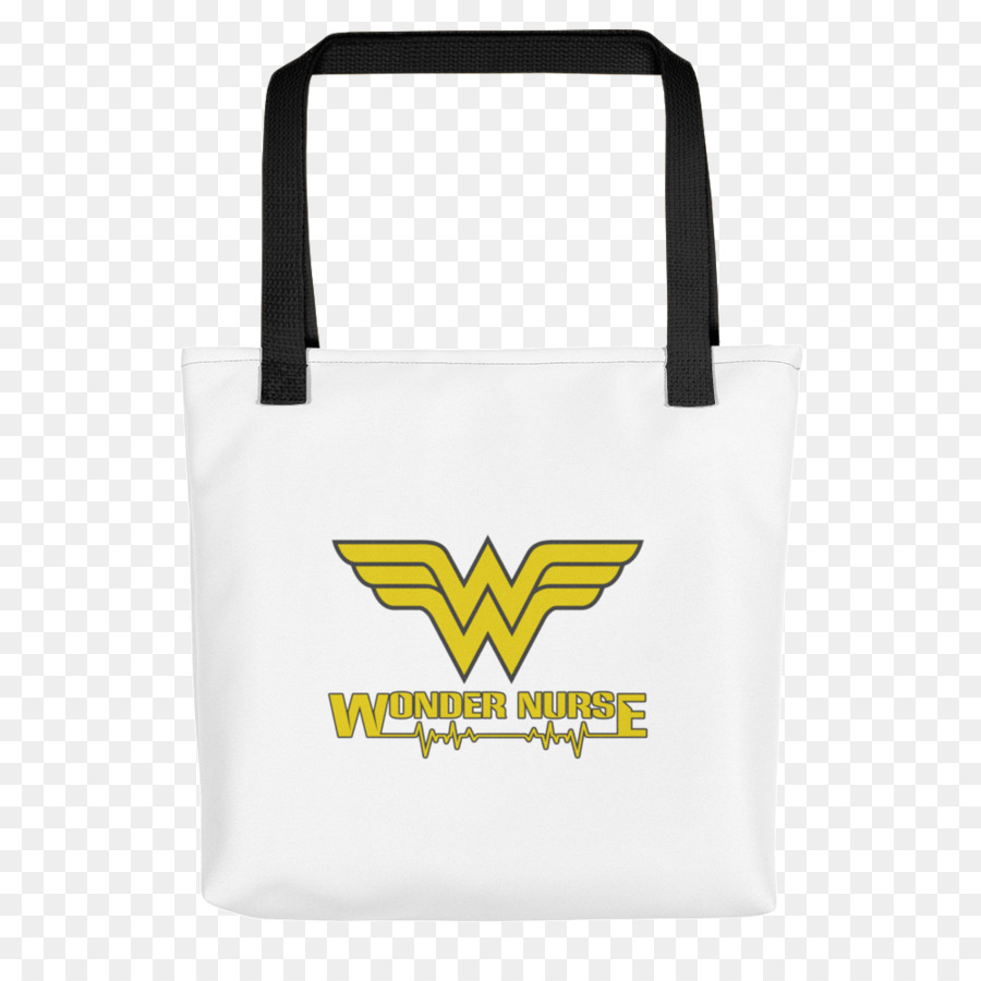 Tote Bag Wonder Woman Handbag Plastic