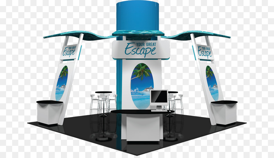 Display Stand For Exhibition : Trade show display exhibition display stand design png download