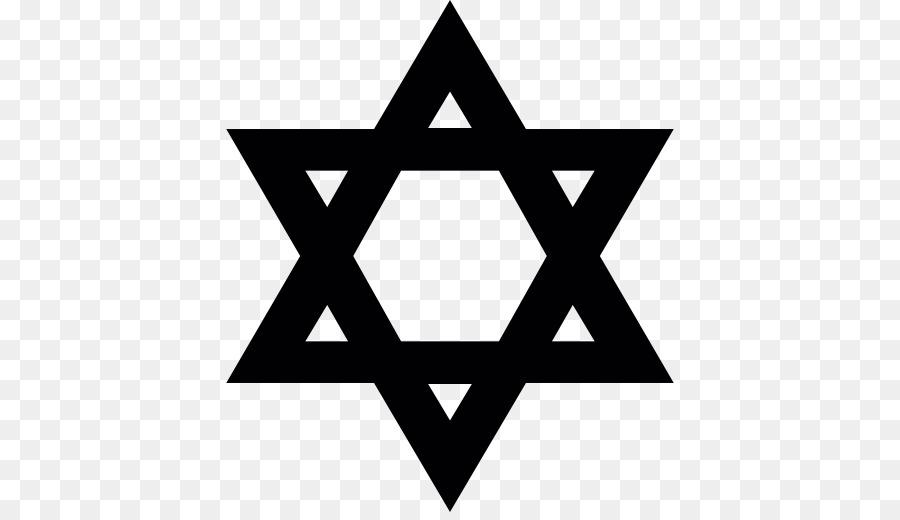 Jewish Symbolism Judaism Religious Symbol Star Of David David Png