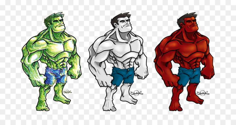 Hulk Coloring Book Superhero
