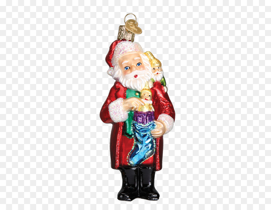 christmas ornament old world christmas factory outlet santa claus american landmarks - Christmas Decorations Factory Outlet
