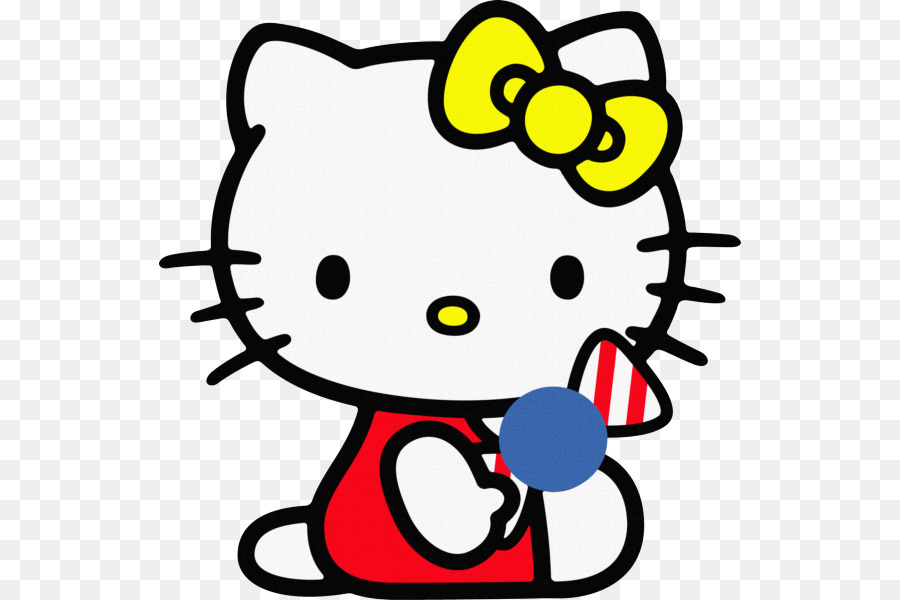 Hello Kitty Wall Decal Bumper Sticker Others Png Download 582