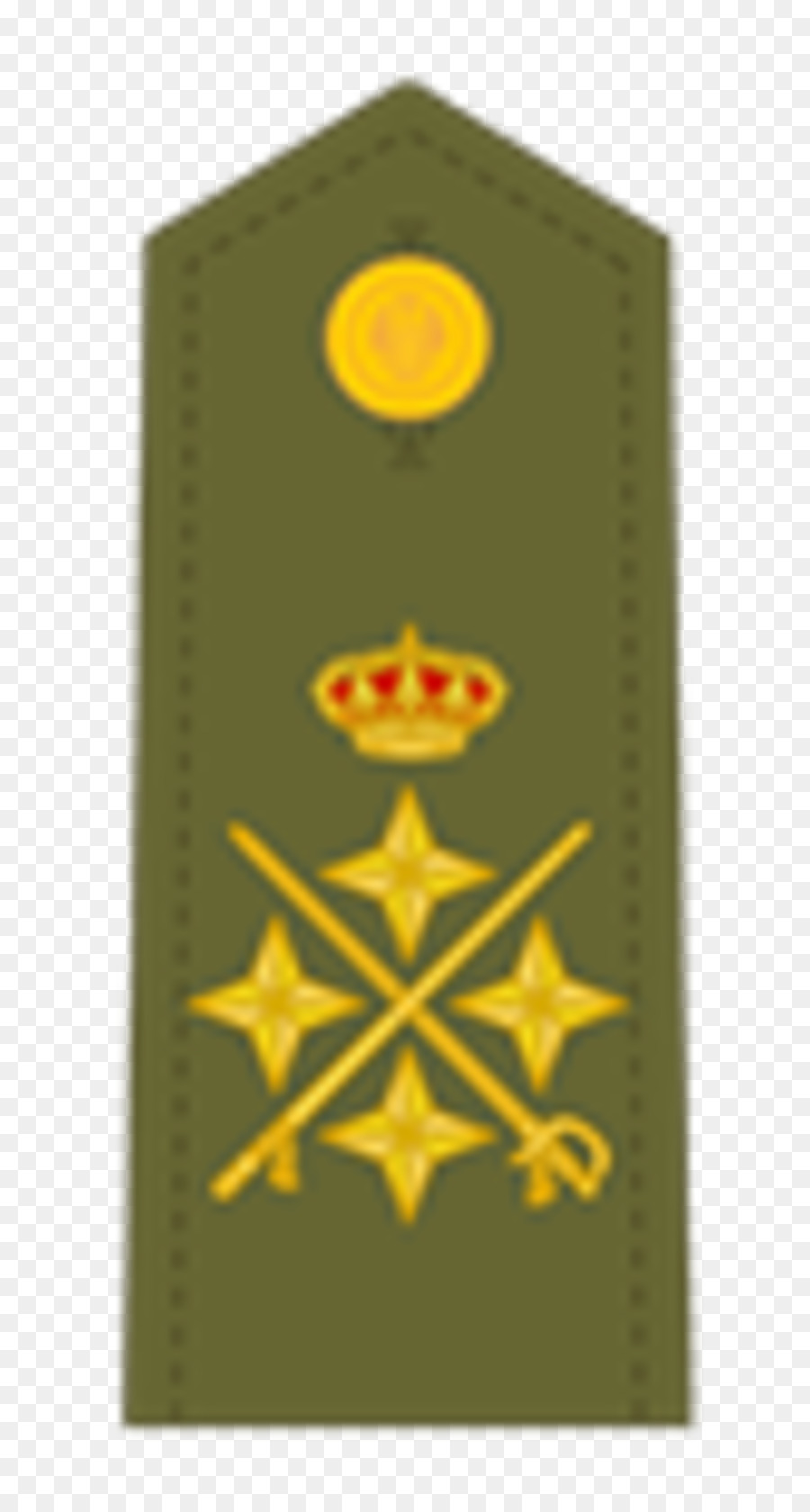 Brigadier General Divisional General Military Rank Major General