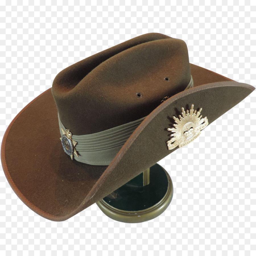 c6d4457169757 Slouch hat Australian Army Cap - cowboy badge png download - 1533 ...