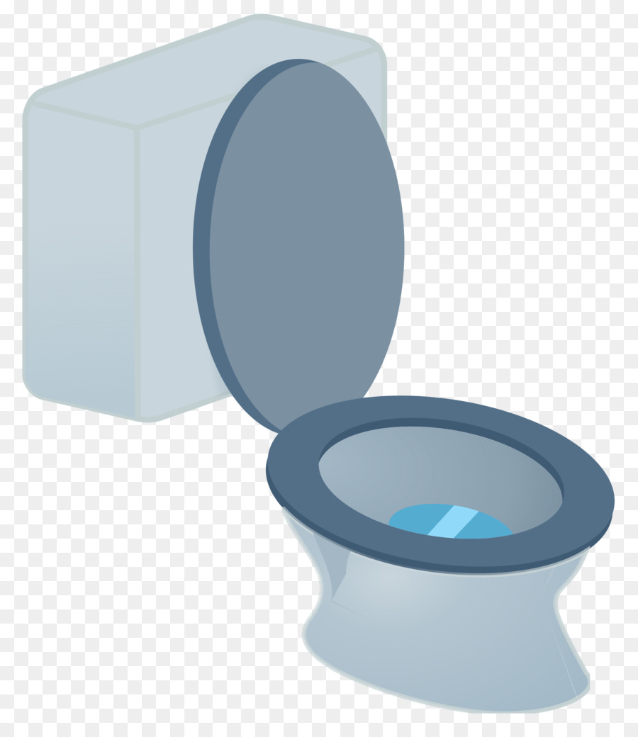 Toilet & Bidet Seats Bathroom Clip art - toilet bowl png download ...
