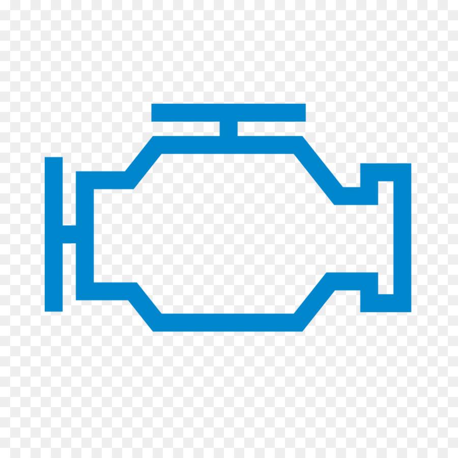 Car Decal Sticker Check Engine Light Die Cutting   Car Engine