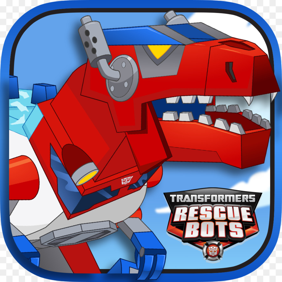 Dinobots Optimus Prime De Transformers Rescue Bots: Guardar Griffin ...