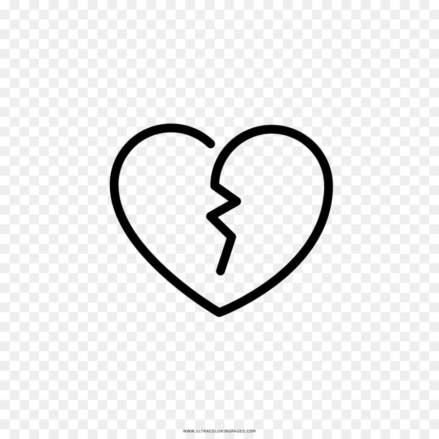 Roto el corazón de Dibujo de la Fotografía - corazón Formatos De ...