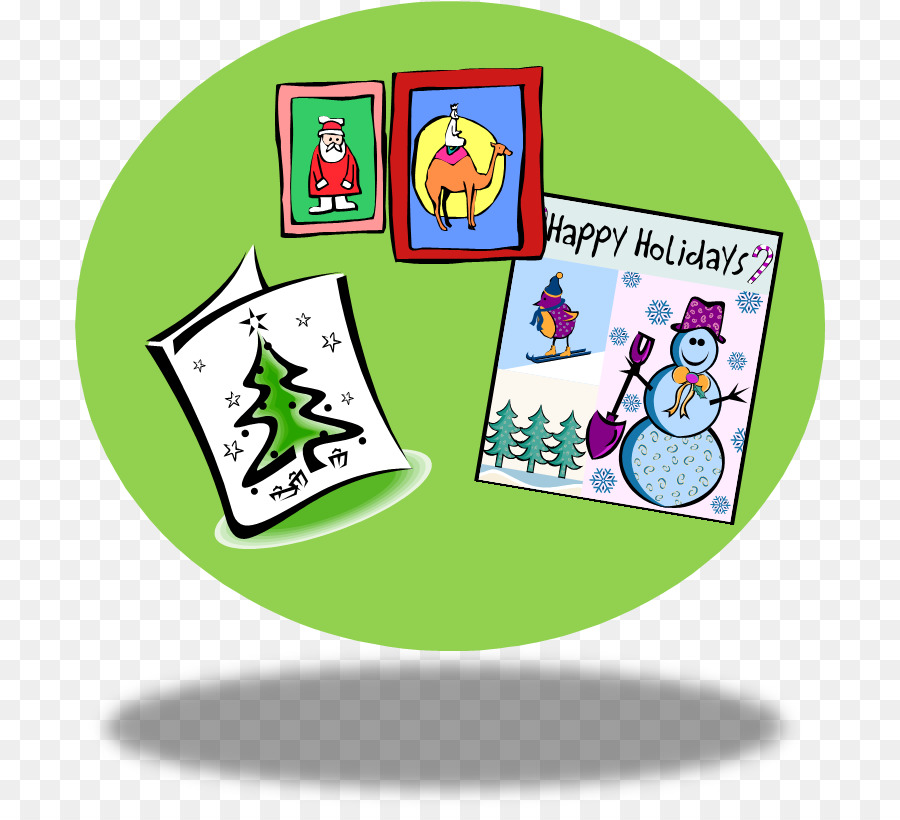 christmas card greeting note cards clip art gifts to send non stop - Non Photo Christmas Cards