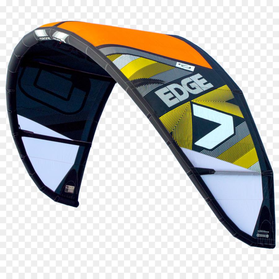 Kitesurfing Leading Edge Inflatable Kite Extreme Kite Surfing  Ford Edge Yellow Kite