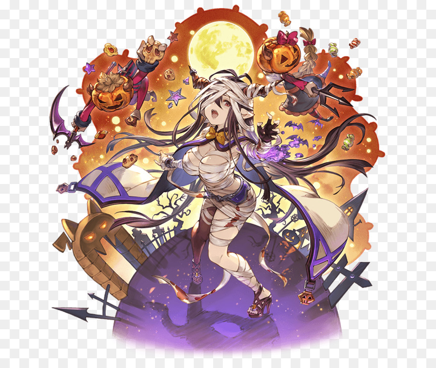 granblue fantasy character game wiki halloween others