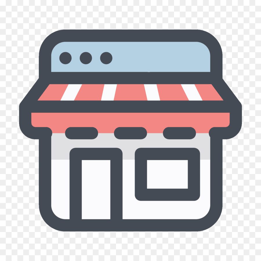 computer icons online shopping ecommerce retail store