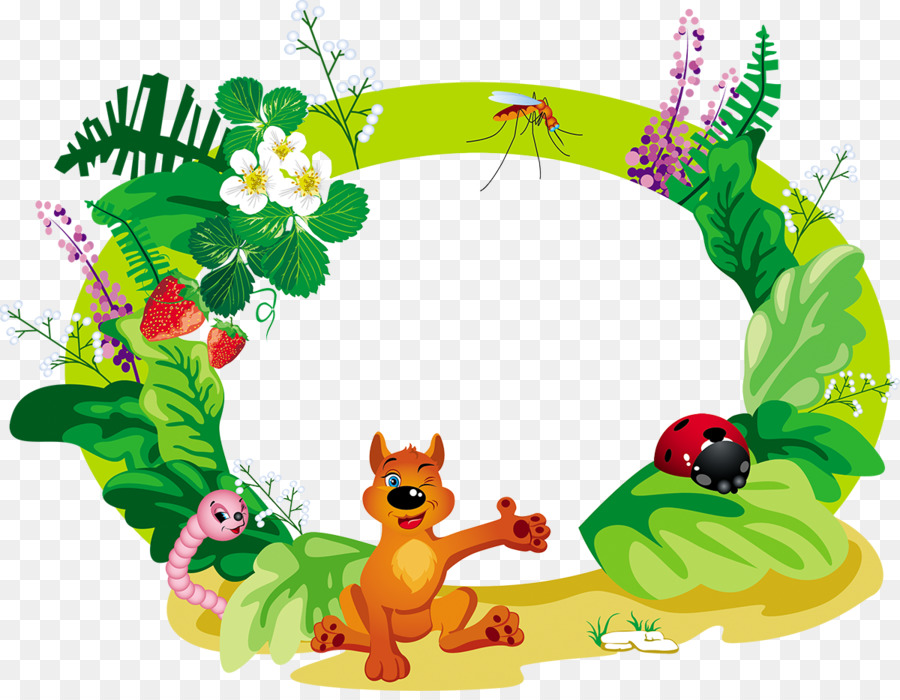Picture Frames Photography - cartoon border frame png download ...