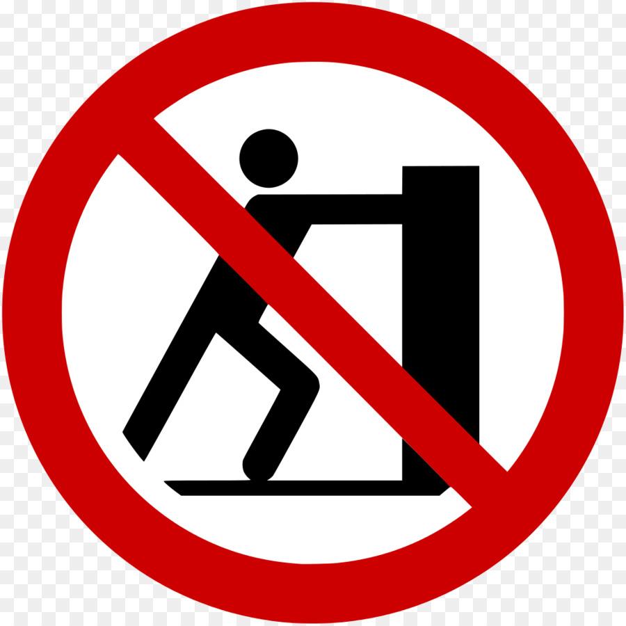 Warning Sign Iso 7010 No Symbol Safety Symbol Png Download 1024