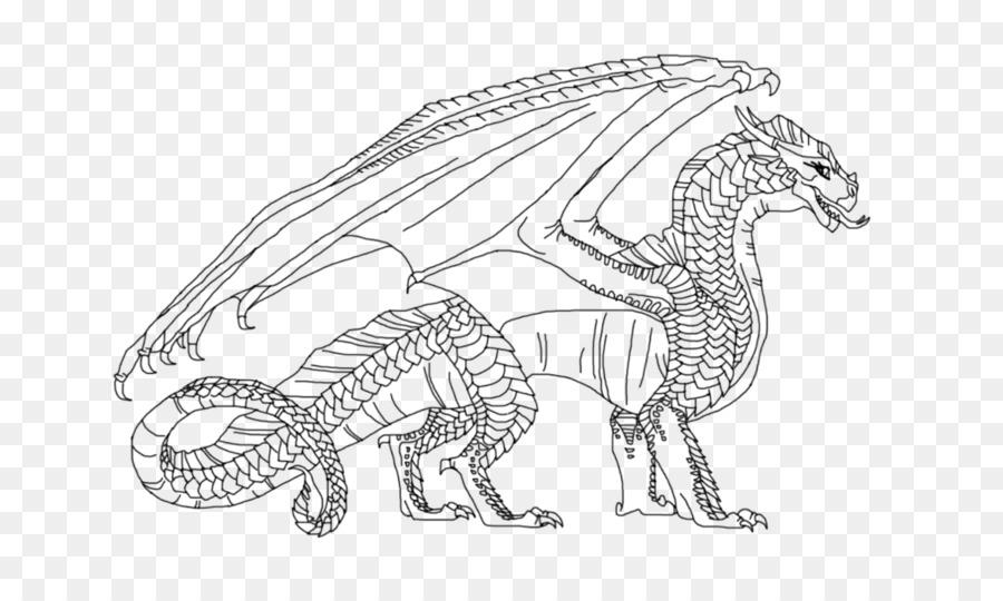 Libro para colorear Alas de Dragón de Fuego de colorante de ...
