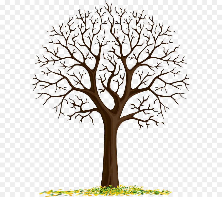 Fingerprint Tree Template Wedding Clip Art Png 643 800 Free Transpa