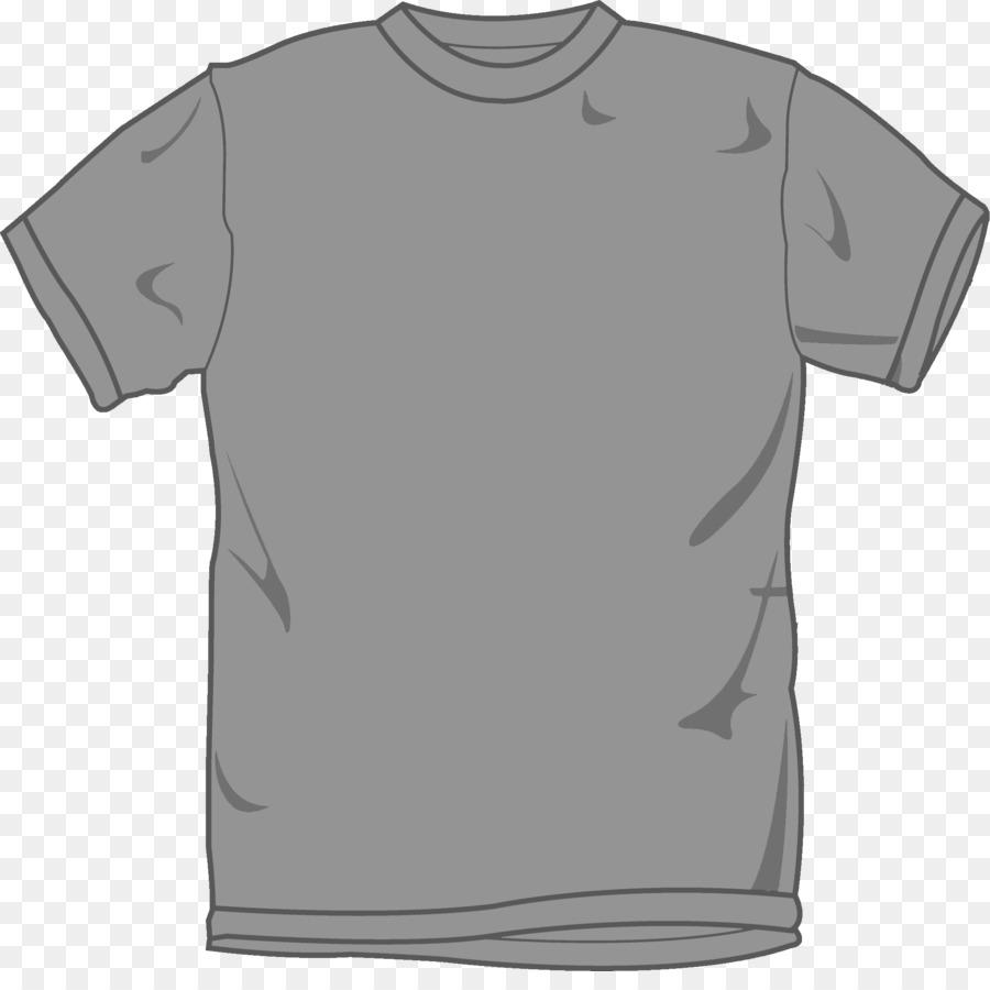 T Shirt Polo Shirt Clip Art Tshirt Templates Png Download 2011