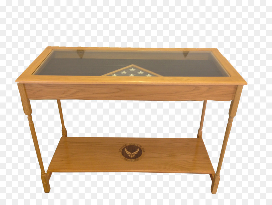 Superbe Coffee Tables Shadow Box Furniture Display Case   Antique Table
