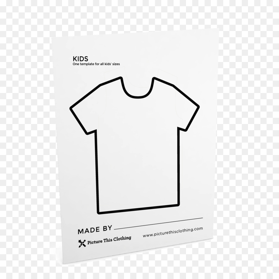 Printed T-shirt Clothing Iron-on Brand - clothes passport templates ...