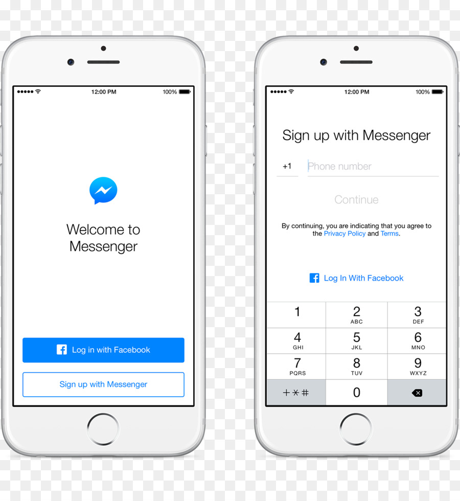 online phone message log