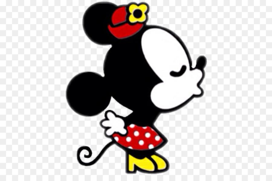 Minnie Maus, Mickey Maus, Daisy Duck Kiss The Walt Disney Company ...