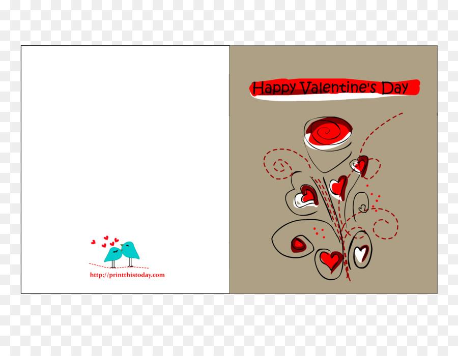 Valentinstag Gruss Hinweis Karten Drucken Hochzeit Einladung