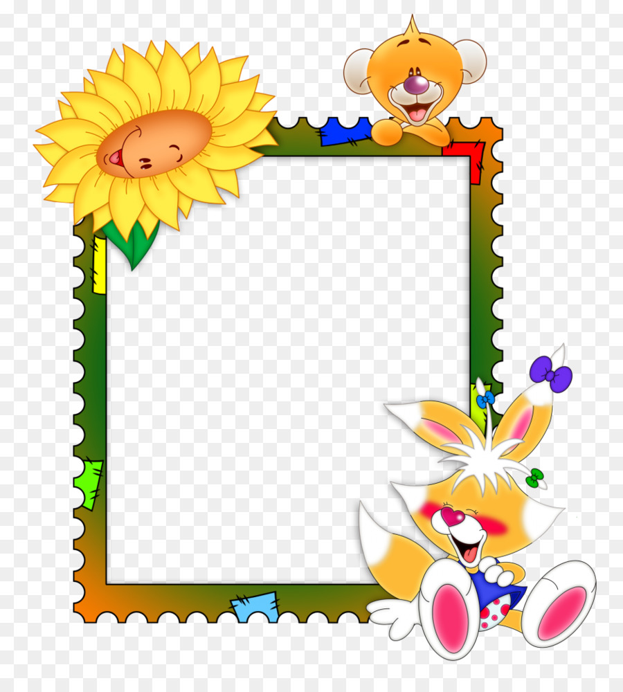 Picture Frames Child - kids frames png download - 938*1024 - Free ...