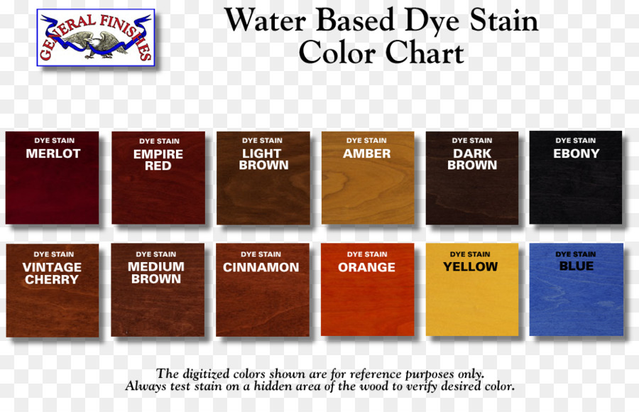 Varnish Wood Stain Wood Finishing Dye Color Chart Color Halo