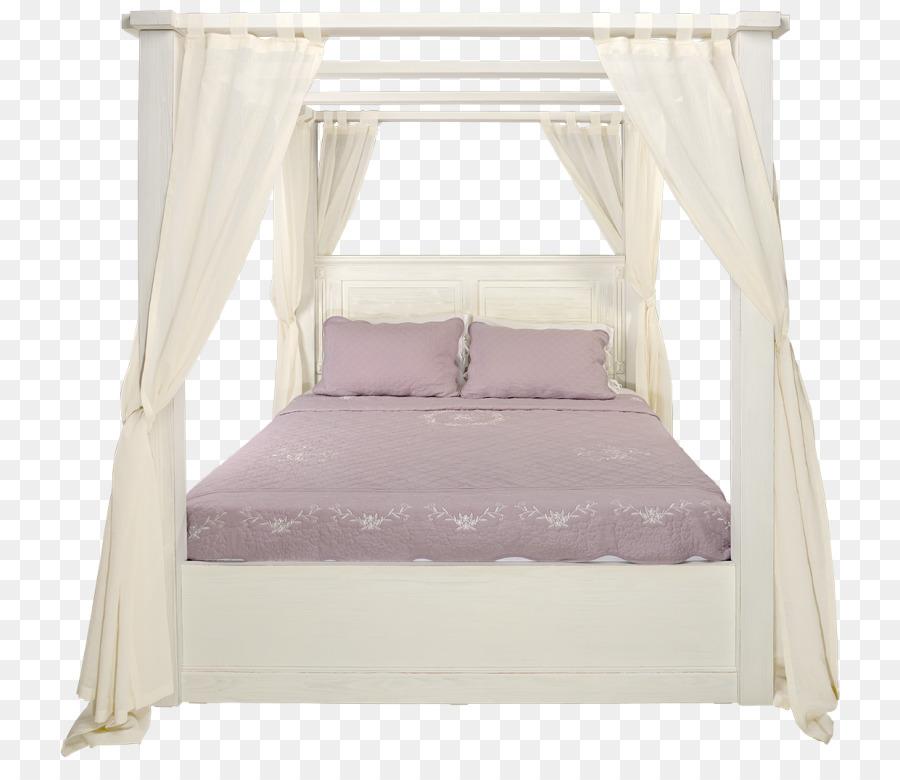 Marco de la cama del Dormitorio de la cama con dosel de Muebles ...
