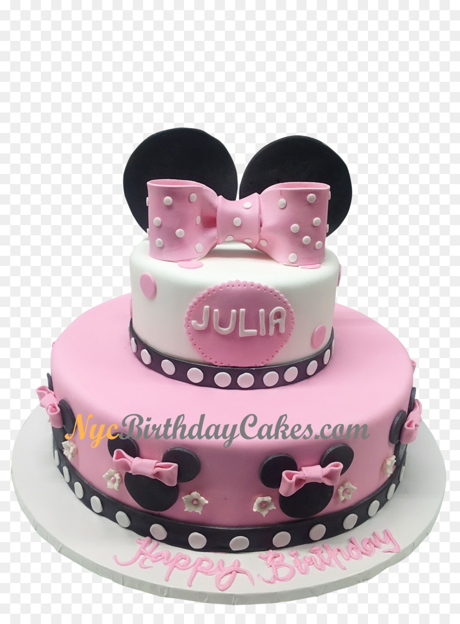 Birthday cake Minnie Mouse Frosting Icing Torte minnie mouse png