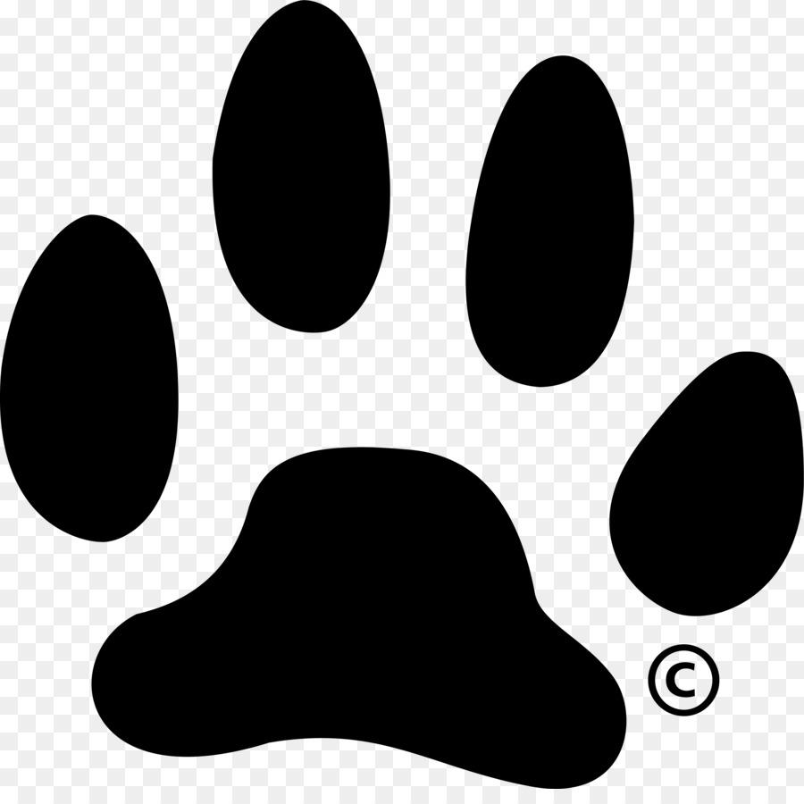 Paw Logo Blue Clip Art