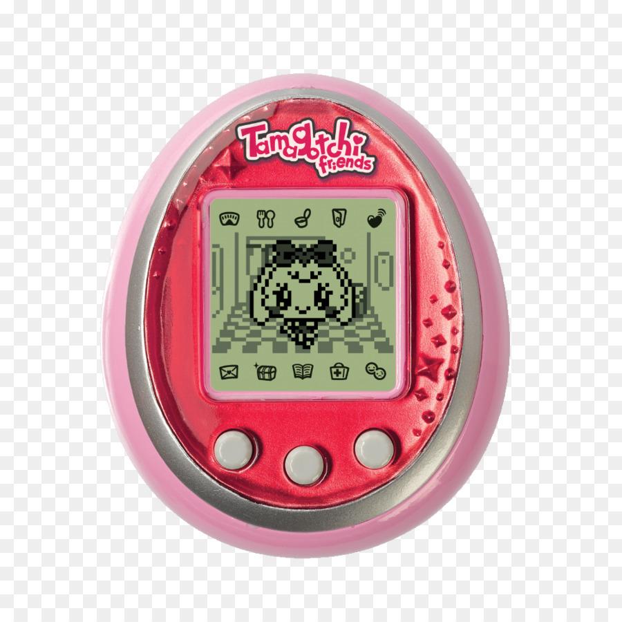 Tamagotchi Amazoncom Toy Hamleys Game Pink Gem Png Download
