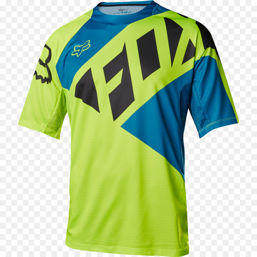 Cycling jersey Sleeve Fox Racing - cycling jersey png download - 1000 1000  - Free Transparent Cycling Jersey png Download. f2f371200