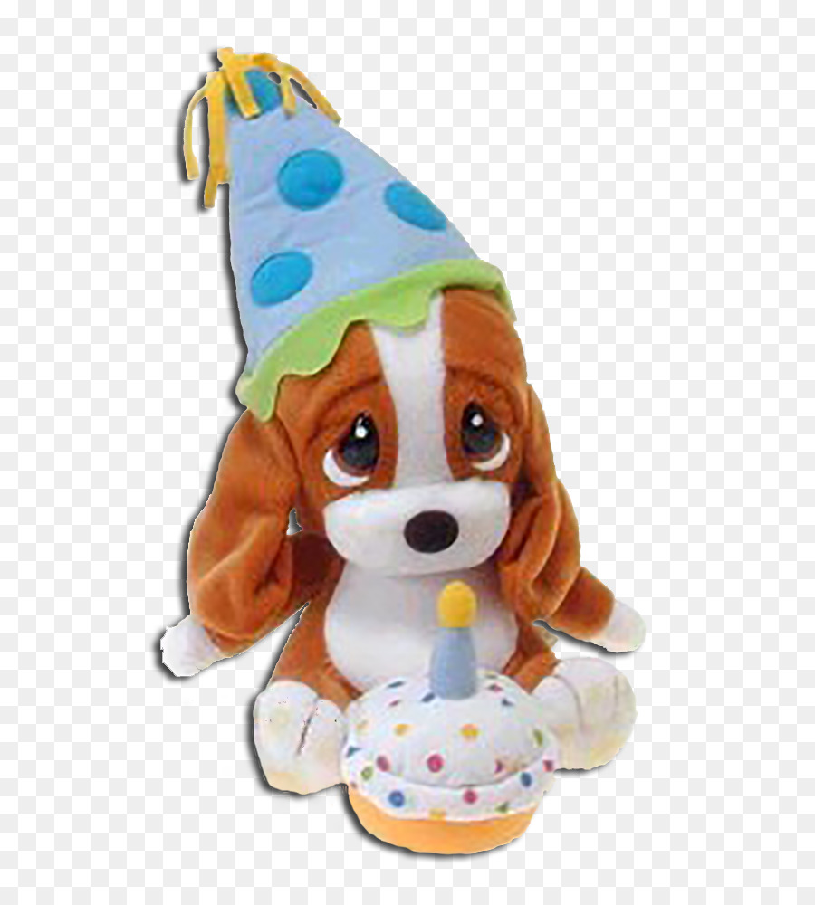 Puppy Stuffed Animals Cuddly Toys Birthday Cake Basset Hound