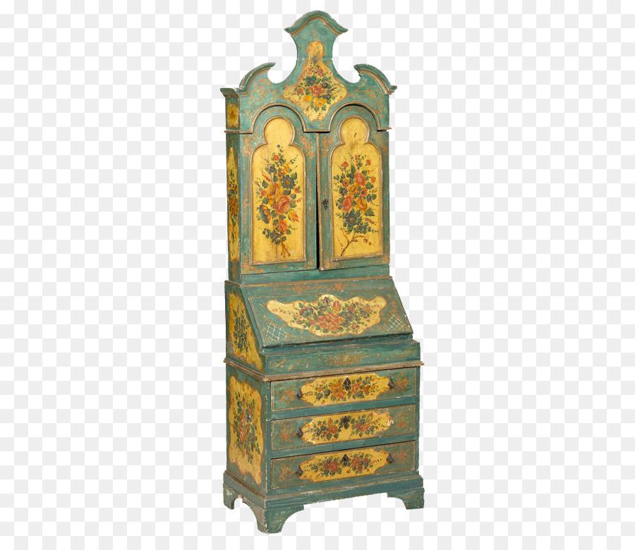 Antique furniture Antique furniture Secretary desk Chairish - hand painted  mid-autumn - Antique Furniture Antique Furniture Secretary Desk Chairish - Hand