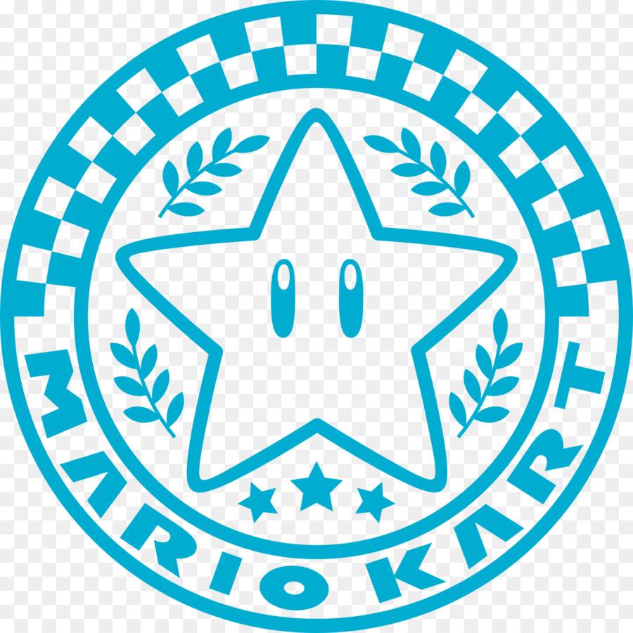 Mario Kart 8 Area png download - 1200*1200 - Free