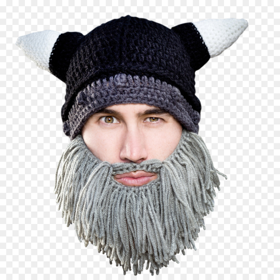 Beanie Knit Cap Hat Crochet Viking Hat Png Download 10241024
