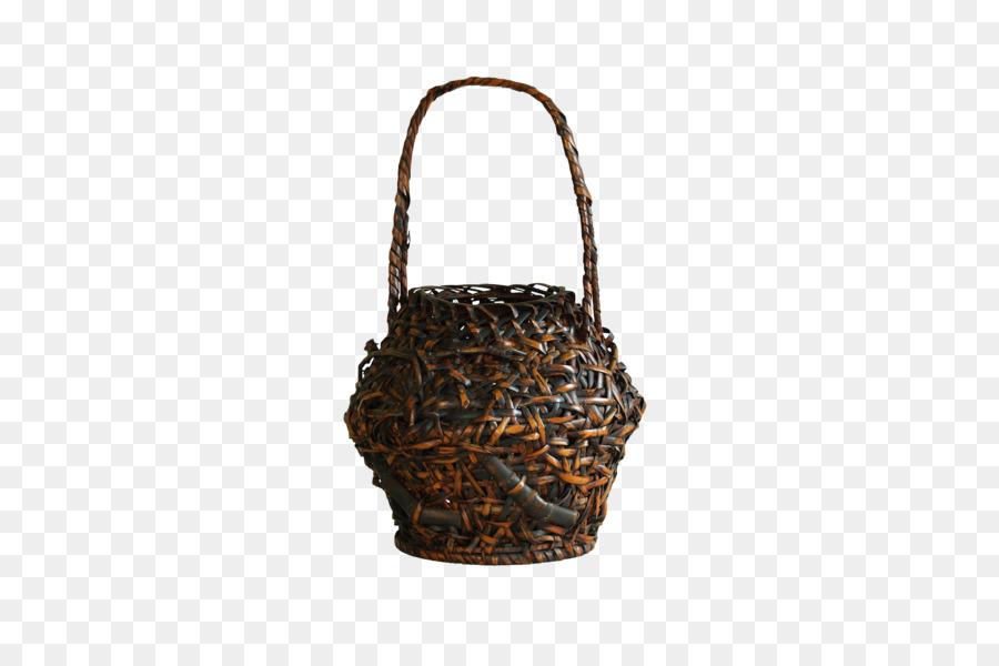 Ikebana Tote Bag Chabana Vase Japan Exquisite Exquisite Bamboo