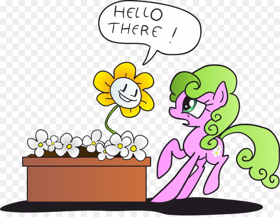 Fluttershy Pony Rainbow Dash Undertale Calvados - el pequeño mono ...