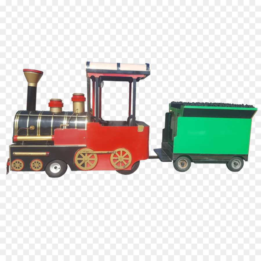 Trackless train Motor vehicle Inflatable movie screen - christmas ...