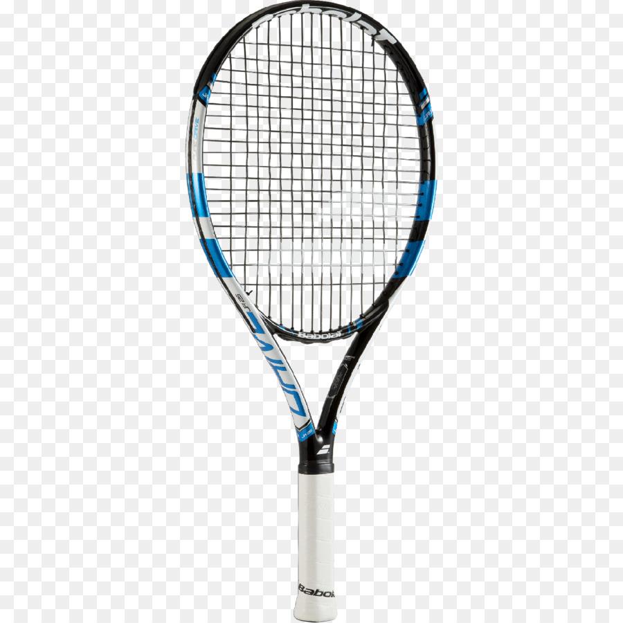Babolat Racket Rakieta Tenisowa Tennis Strings Cartoon Tennis
